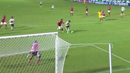 Melhores momentos de Coritiba 4 x 1 Atlético-GO pela 1ª rodada do Campeonato Brasileiro