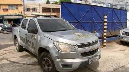 Suspeitos de assaltos a carros forte e bancos são presos pela Polícia Civil