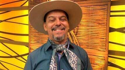 Causos do Nêgo Véio: Aprontando no show do Dante Ramon Ledesma