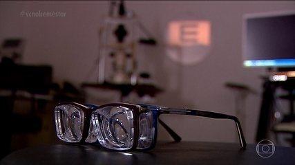 Equipamento pode mudar a vida de quem tem problemas na retina