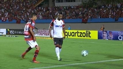 Melhores momentos: Atlético-GO 1 x 2 Flamengo pela Copa do Brasil