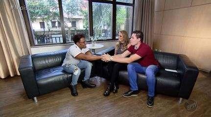Pedro Leonardo e Aline Lima entrevistam 'o rei do arrocha', o cantor Pablo