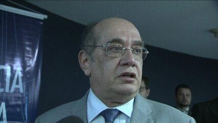 Ministro Gilmar Mendes quer rever prisão depois da segunda instância