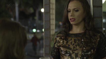 Resumo de 27/5 - Biga encontra com Nonato vestido como Elis Miranda