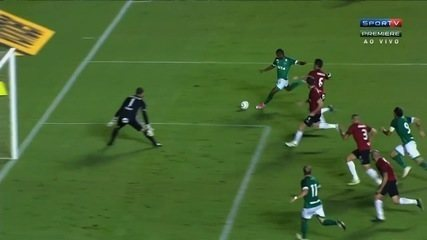Goiás 1x1 Brasil de Pelotas: os melhores momentos do jogo