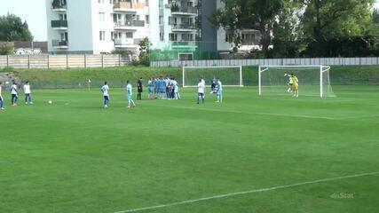 Veja 20 gols de Peu, artilheiro da Liga II da Eslováquia pelo Flu Samorin