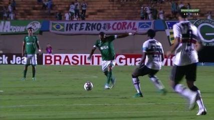 Melhores momentos de Goiás 2 x 1 Santa Cruz