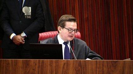 Herman Benjamin comenta as seis preliminares a serem analisadas no TSE