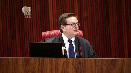 'Na Justiça Eleitoral, nós não trabalhamos com os olhos fechados', diz Herman Benjamin