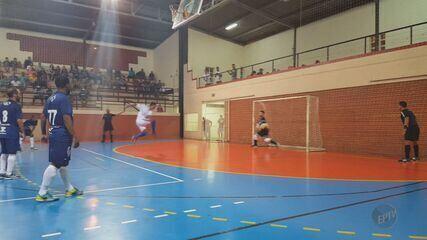 Taça EPTV de Futsal define classificados para as semifinais da competição