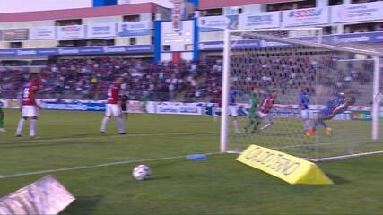 Os melhores momentos de Paraná 0 x 1 Guarani pela 6ª rodada da Série B do Brasileirão