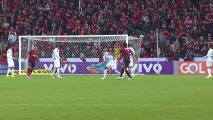 Melhores momentos de Atlético-PR 0 x 2 Santos pela 6ª rodada do Campeonato Brasileiro