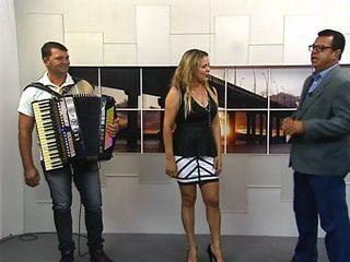 Cantora Eliza Clivia participou de entrevista momentos antes de morrer