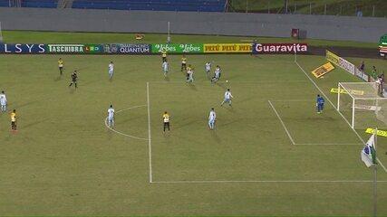 Confira os melhores momentos de Londrina 0x1 Criciúma, pela nona rodada da Série B