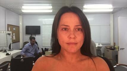Vivianne Pasmanter se transforma em Germana, sua personagem em 'Novo Mundo'