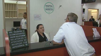 Cibertaque suspende 3 mil atendimentos nas unidades do Hospital de Câncer de Barretos