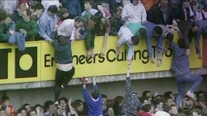 Seis pessoas são acusadas criminalmente pela maior tragédia da história do futebol inglês