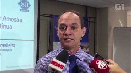 Crise econômica mudou estrutura do mercado de trabalho, diz IBGE