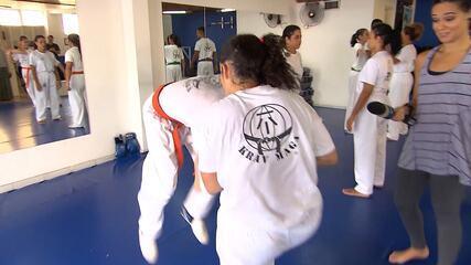 Krav Maga: Técnica de defesa pessoal que auxilia mulheres contra a violência