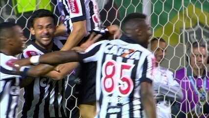 Os gols de Atlético-MG 3 x 1 Cruzeiro pelo Campeonato Brasileiro