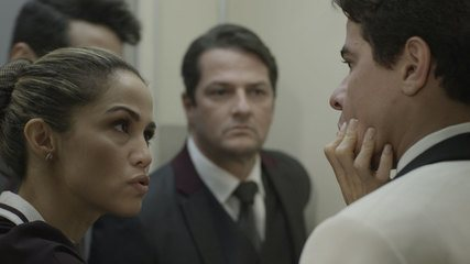 Resumo 'Pega Pega' 11/7: Agnaldo conta que Júlio pretende devolver dinheiro do roubo