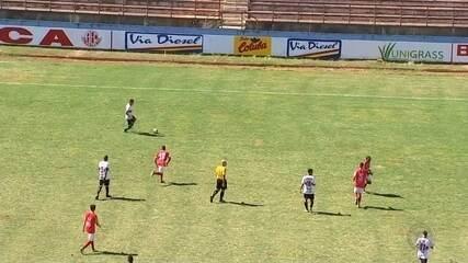 José Bonifácio vence o América-SP, e os dois times avançam de fase na Segundona