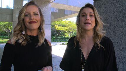 Fernanda Gentil fala sobre jeito despachado de ser