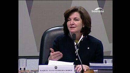 Raquel Dodge afirma que é importante seguir no enfrentamento do crime organizado