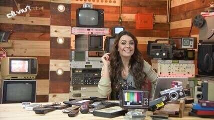 Reveja: Cecília Ribeiro fala sobre sarrada e mostra vídeos de telespectadores