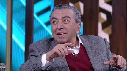 Mauricio de Sousa fala sobre a criação do Horácio