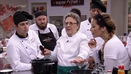 Workshop da chef Beth Beltrão