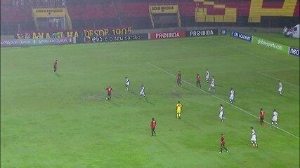 André marca dois e Diego Souza um na goleada do Sport sobre o Atlético-GO, por 4 a 0, no Brasileiro de 2017
