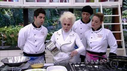 Ana Maria ensina como preparar a Manteiga de Avelã