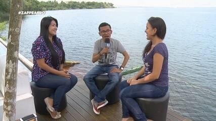 #Zapp: Dieguinho bate um papo com duas bff´s que se conheceram no mundo virtual