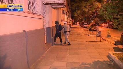 Jovem é preso suspeito de matar sogro a facadas em Porto Alegre