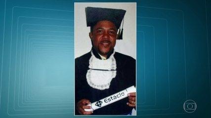 Sargento Hudson Silva de Araujo é o 91° PM morto esse ano no Rio.