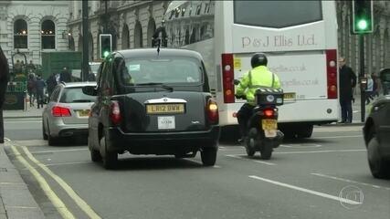 Reino Unido vai banir veículos a gasolina e diesel a partir de 2040
