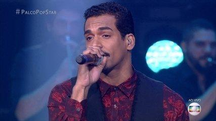 Marcello Melo Jr. canta 'A Sombra da Maldade', do grupo Cidade Negra