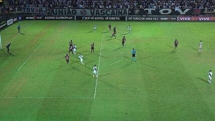 Melhores momentos de Vasco 0 x 1 Atlético-PR pela 17ª rodada do Campeonato Brasileiro
