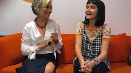 Irene Ravache e Valentina Herszage comentam o embate entre Bebeth e Sabine