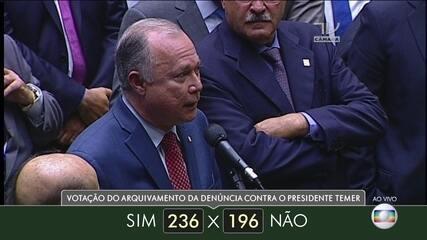 Veja como votaram dos deputados do estado da Bahia