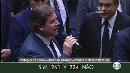 Veja como votaram dos deputados do estado de Alagoas