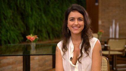 A roteirista baiana Manuela Dias conta histórias pautadas na realidade