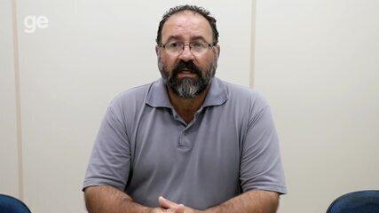 PC Oliveira fala sobre a saída da seleção e diz que vai acionar a CBFS na Justiça
