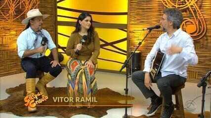 """Ian Ramil fala sobre o Grammy Latino que ganhou com o disco """"Derivacivilização"""""""