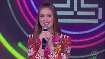 Marina Ruy Barbosa conta que terá apenas uma semana de lua de mel