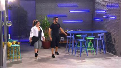 Veja como foi a primeira semana de ensaios de Mariana Xavier no 'Dança dos Famosos'