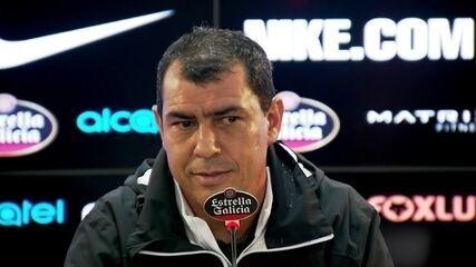 Confira a entrevista coletiva de Fábio Carille, técnico do Corinthians, nesta sexta-feira