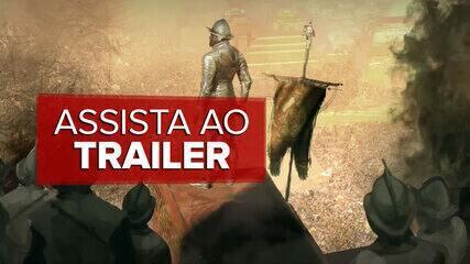 Microsoft divulga teaser para anúncio de 'Age of Empires IV'