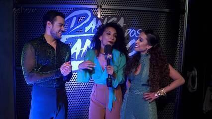 Joaquim Lopes fala sobre a estreia na Dança dos Famosos